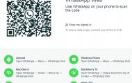 Cara Membuka Whatsapp di PC atau Laptop