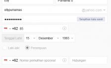 Cara Daftar Akun Email Yahoo Mail Baru