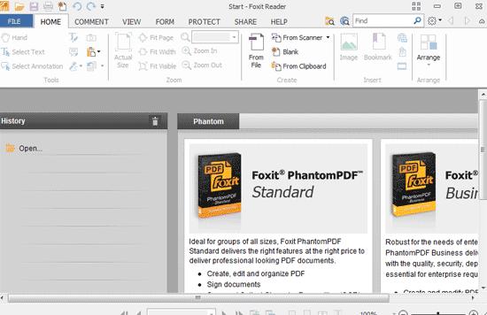 Foxit Reader - PDF Reader dan Creator Gratis