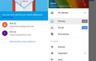 Membuka dan Mengirim Email Yahoo, Outlook Sekarang Bisa Dari Aplikasi Gmail Android