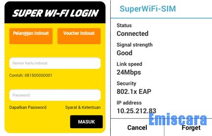 Panduan Cara Menggunakan Kuota Super Wifi Indosat 5GB