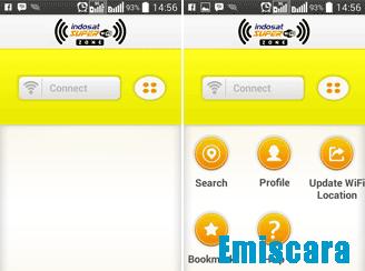 Panduan Cara Cek Lokasi SuperWiFI Indosat di Android