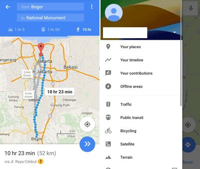 Cara Download dan Menggunakan Google Maps Offline