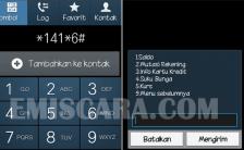 Cara Cek Saldo Mandiri Lewat SMS Banking *141*6#