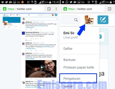 Bisakah Menghapus Twitter Lewat HP Android?