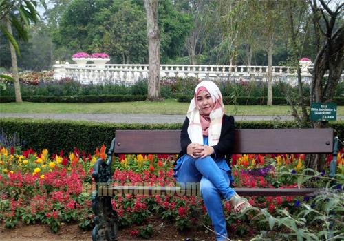 Taman Bunga Nusantara Tempat Wisata di Bogor Yang Berwarna