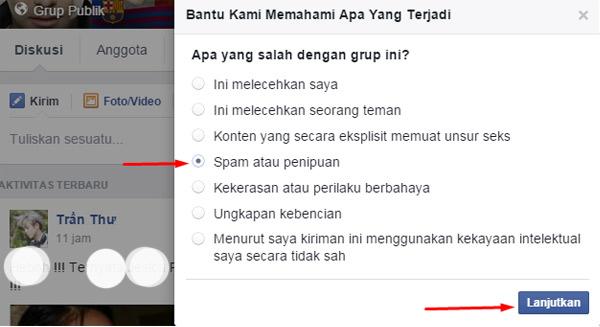 Jengkel Diundang Masuk Grup Facebook? Begini Jalan Keluarnya