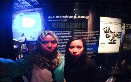 Wisata Edukasi Museum Bank Indonesia Jakarta