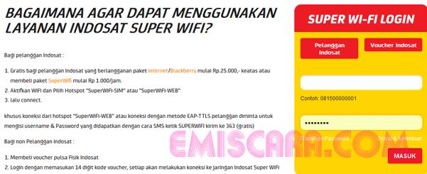 Mudahnya Menggunakan Indosat Super Wifi Di Laptop