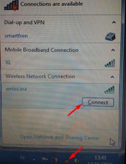 Begini Cara Menyambungkan Hotspot Wifi Android ke laptop