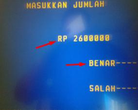 Cara Transfer dari Mandiri ke BII Via ATM Gunakan Kode 016