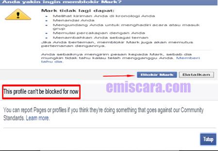 Hebat Jika Bisa Blokir Pengguna Akun Facebook Ini