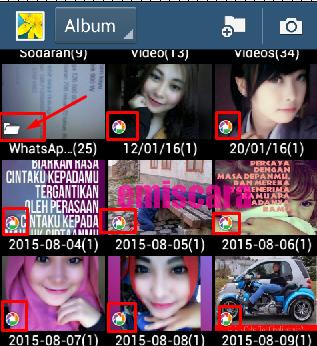 Cara Menghapus Foto Picasa di Android Samsung Kamu