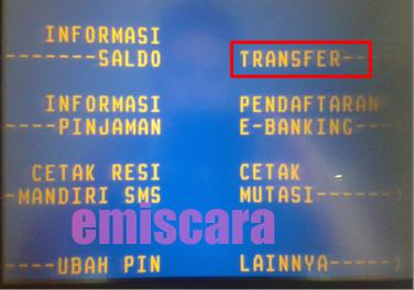 Bagaimana Cara Transfer Uang Via ATM Mandiri ke BCA?