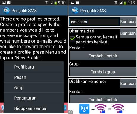 Begini Cara Sadap SMS Pacar Dengan Aplikasi Android
