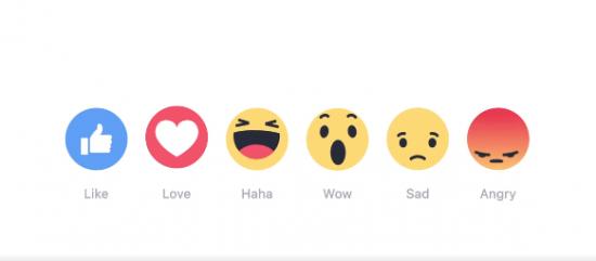 Akhirnya Hari Ini Fitur Reactions Facebook Dapat Digunakan