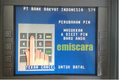 Apa Sih Pentingnya Ganti PIN ATM BRI?