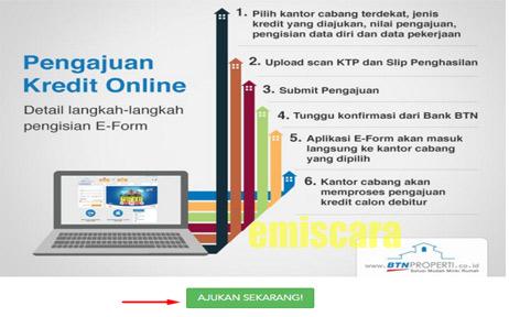 Bagaimana Cara Mengajukan KPR BTN Online Dengan Benar