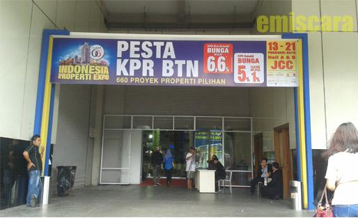 10 Juta Dapat Rumah Bersubsidi di Pesta KPR BTN JCC