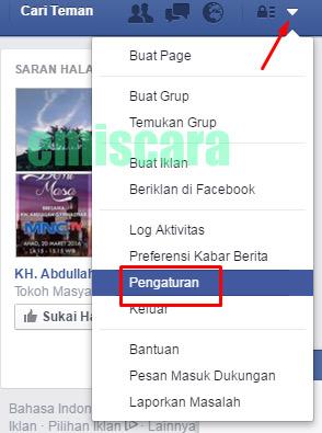 Cara Agar Orang Tidak Berteman Dapat Berkomentar di Facebook Kita