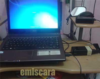 Daripada Beli Coba Memperbaiki Charger Laptop Acer Yang Putus Sendiri