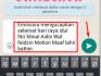 cara broadcast lewat whatsapp
