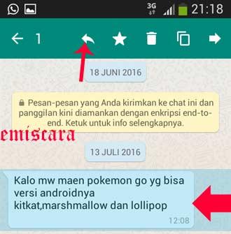 Satu Lagi Cara Membuat Huruf Unik di Whatsapp Terbaru