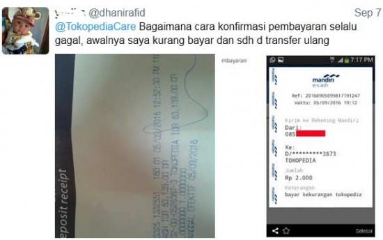 Bingung Tarik Uang Jika Transaksi Gagal Di Tokopedia Emiscara Com