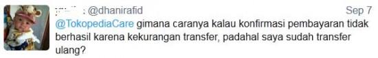 Bingung Tarik Uang Jika Transaksi Gagal di Tokopedia?