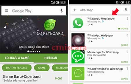 Langkah Cara Melakukan Panggilan Video di Whatsapp Disertai Gambar