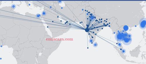 Cara Mencari Orang Yang Sedang Live di Facebook Dari Seluruh Dunia