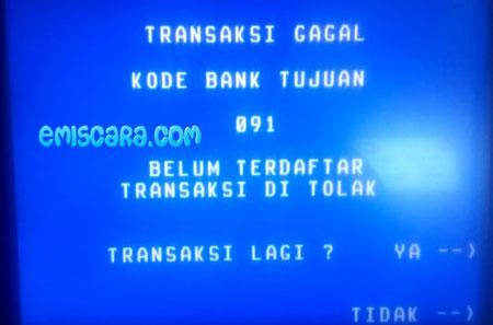 Kenapa Transfer Dari BRI ke BRI Lewat ATM Link Selalu Gagal?