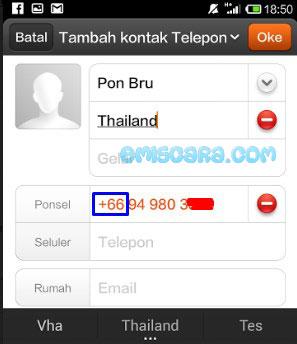Bisakah Nomor Whatsapp Orang Luar Negeri Di Add?