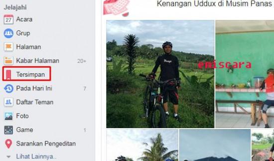 Cara Menyimpan Postingan Orang Lain Dari Facebook Buat Dibaca Nanti