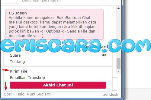 Coba Fitur Live Chat Bukalapak Hasilnya Memuaskan