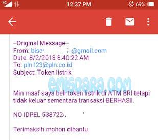 Waduh Beli Token Listrik di ATM BRI Struk Tidak Keluar Bagaimana Solusinya?