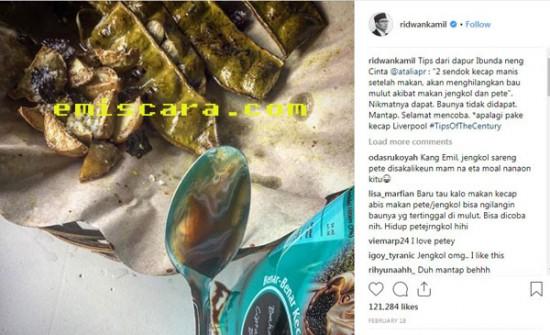 Rahasia Cara Menghilangkan Bau Mulut Setelah Makan Jengkol dan Pete Ala Kang Emill