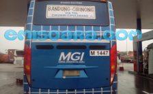 Fasilitas, Tarif dan Jadwal Bus MGI Cibinong Bandung 2018