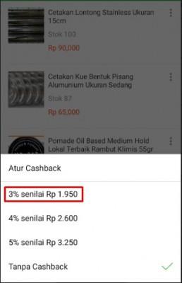 Cara Membuat Promo Cashback Tokopedia Untuk Mendatangkan Pembeli