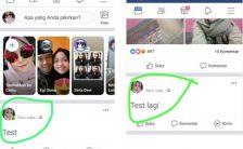 Cara Setting Tidak Kelihatan Online di Beranda Facebook Teman