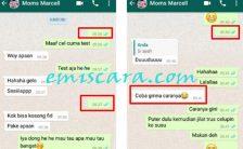 Fix! Tulisan Kosong di Whatspp Bikin Bingung Teman