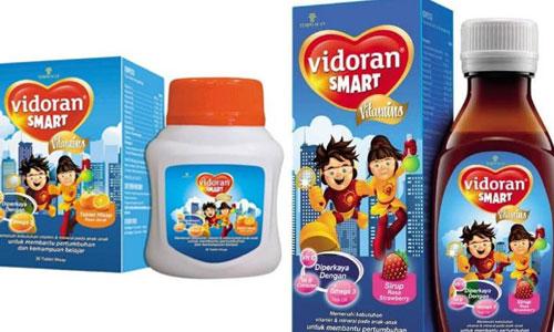 Daftar Vitamin Agar Otak Anak Pintar Dibawah 50K