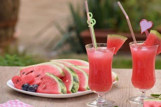 Keuntungan Minum Jus Semangka Secara Rutin