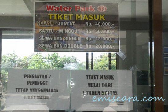 Weekday Waterpark SKI Bogor Serasa Kolam Milik Sendiri