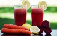 Membuat Ramuan Pelangsing Badan Dari Tomat, Wortel, Jeruk