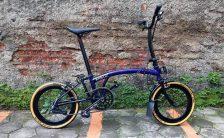 Laku Keras ! Sepeda Kreuz Kreasi Orang Sunda