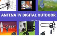 5 Antena TV Digital Outdoor Terbaik Bye Semut